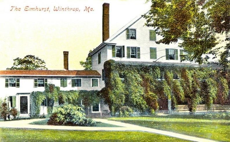 The Elmhurst, Winthrop, ME