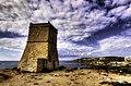 The Għajn Tuffieħa Tower, Malta.jpg