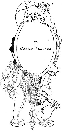 TO CARLOS BLACKER