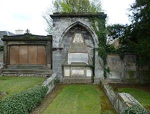 Sir Archibald Hope, 9th Baronet - General Sir Archibald Hope's Grave, Inveresk Parish Kirkyard