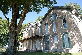 National Register of Historic Places listings in Breckinridge County, Kentucky - Image: The Joseph Holt House