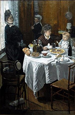 The Magpie (Monet)