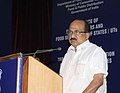 The Minister of State (Independent Charge) for Consumer Affairs, Food and Public Distribution, Professor K.V. Thomas addressing the Conference of Food Ministers of States, in New Delhi on October 30, 2012.jpg