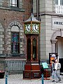 The Otaru Steam Clock 時計 on the Marchen Intersection in Otaru Hokkaido Japan (3887460608).jpg