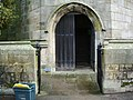 The Parish Church of St Margaret, Hornby, Doorway - geograph.org.uk - 611867.jpg