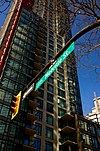 The Ritz Coal Harbour, street sign.jpg