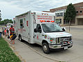 The Salvation Army of Lincoln Emergency Disaster Services mobile canteen, Lincoln, Nebraska, USA.jpg