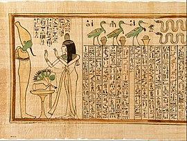 Literatura del Antiguo Egipto - Wikipedia, la enciclopedia libre
