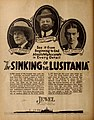 The Sinking of the Lusitania, ad in The Moving Picture Weekly July 13th, 1918, p. 3.jpg