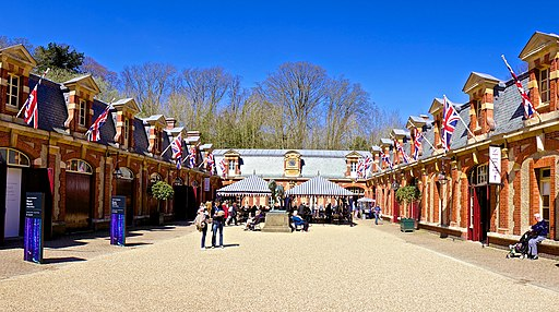 The Stables, Waddesdon Manor (geograph 3449313)