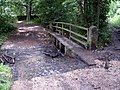The Stream and Bridge from the waste water works - geograph.org.uk - 471420.jpg