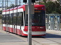 The TTC's new streetcar, 4408, on 2015 09 10 (2) (21344241315).jpg