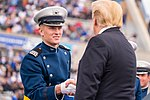 The United States Air Force Academy Graduation Ceremony (47969106751).jpg