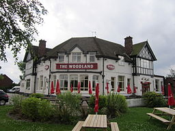 The Woodland pub, Ellesmere Port.JPG