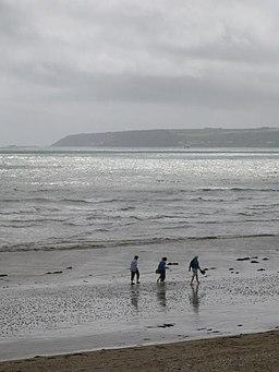The beach at Long Rock - geograph.org.uk - 905451