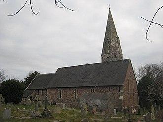 Par, Cornwall - The church of St Mary the Virgin