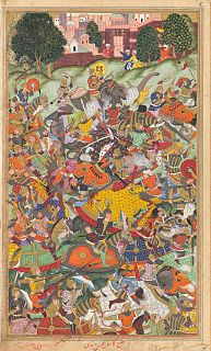 Second Battle of Panipat battle