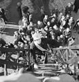 The fire brigade is training in Stockholm 1949 - 8280839256.jpg