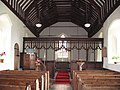 The inside of Butley church - geograph.org.uk - 319600.jpg