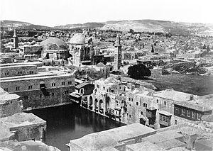 Hezekiah's Pool - Hezekiah's Pool (1862)