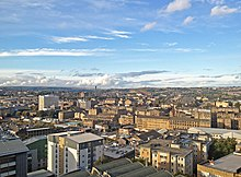 The view from Room L22, Richmond Building, University of Bradford (Taken by Flickr user 4th October 2012).jpg