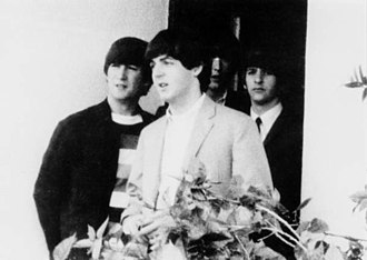 Hurricane Dora - The Beatles at their hotel in Key West