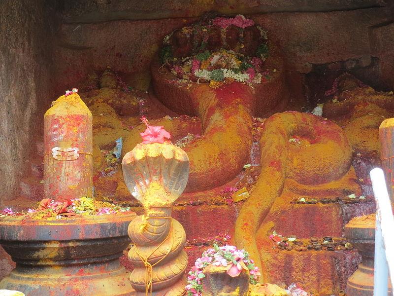 படிமம்:Thiruchengodu Arthanareeswarar Temple-Adhiseshan.jpg