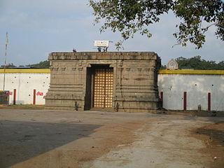Kachabeswarar temple, Thirukachur