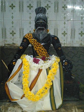 Hinduism in Tamil Nadu - Image: Thirumoolar Nayanar