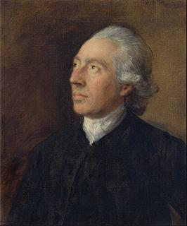 Humphrey Gainsborough British engineer and minister