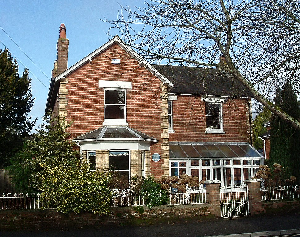 Thomas Hardy%27s house - geograph.org.uk - 1778962