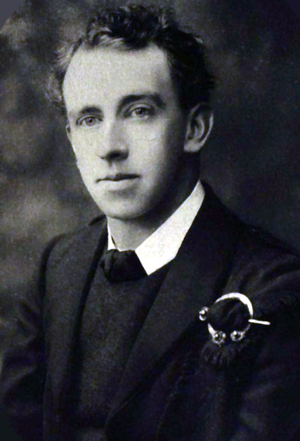 Kilruane MacDonagh's GAA - Picture of Thomas MacDonagh (an Irish political activist, poet, playwright, educationalist and 1916 leader)