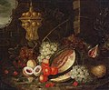 Thomas Mertens - Still life of fruit with a pineapple cup.jpg