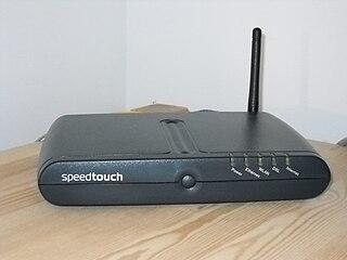 SpeedTouch