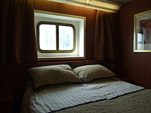 Premium Cabin aboard the Thomson Dream