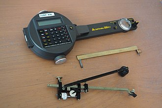 Planimeter - Image: Three planimeters