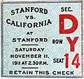 Ticket 1911 big game.jpg
