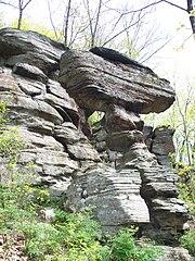 Ticklish Rock