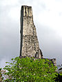 Tikal Temple III roof comb from side.jpg