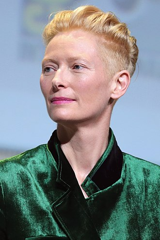 Tilda Swinton - Swinton at the 2016 San Diego Comic-Con