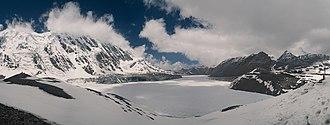 Tilicho Lake - Image: Tilicho Tal