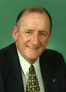 Tim Fischer Australian politician, 10th Deputy Prime Minister of Australia