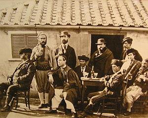 Gibraltarians - Gibraltarians, 1856