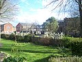 Tiverton , St Peter's Churchyard and Surroundings - geograph.org.uk - 1272096.jpg