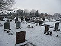 Tiverton , Tiverton Cemetery - geograph.org.uk - 1654154.jpg