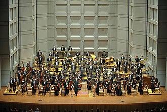 Tokyo Philharmonic Orchestra - Image: Tokyo Philharmonic Orchestra