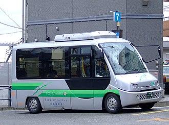 Hino Poncho - Image: Tokyubus kap 10 hi 23 20060302