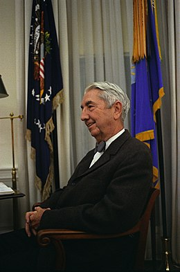 Tom C. Clark '22, former Associate Justice of the Supreme Court of the United States, received his J.D. from the University of Texas School of Law. Tom C. Clark.jpg