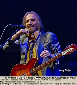Tom Petty 2013-ban