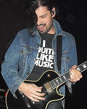 Tomo Miličević - Miličević performing in Baton Rouge, Louisiana in February 2010